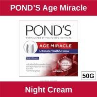 Ponds Age Miracle Night Cream (50G)