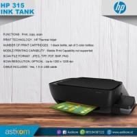 PRINTER HP 315 PSC Ink Tank | By Astikom