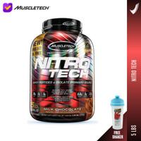 Muscletech Nitrotech Whey 5lbs BPOM Nitro Tech Whey Protein