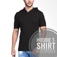 Dijual Baju Kaos Hoodie Kupluk Sweater Topi Polos Pria Stok Terbatas