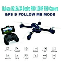 Drone Drone Hubsan H216A Desire X4 PRO GPS FVP 1080p FHD Camera