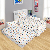 Lady Rose Sprei 2in1 ( 120 x 200 ) - CANDY