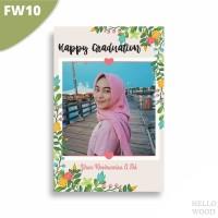 Custom Kado Wisuda Ulang Tahun Nikah Hiasan Pajangan Dinding FW10-12