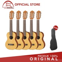 Yamaha Gitar Mini GL 1 GL 1 GL1 Guitalele Natural Softcase (6pcs)
