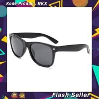 RKX AOFLY Kacamata Retro Style - 1125 - Black
