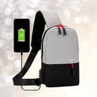 TAS USB MURAH Selempang Sling Bag Murah Impor Slempang Tas Dada Smart