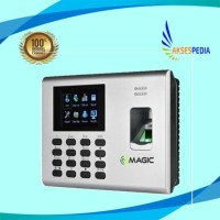 Mesin Absensi Fingerprint Magic MP340 Sama Seperti Solution X105-ID