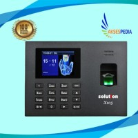 Mesin Absensi / FIngerprint Solution X105