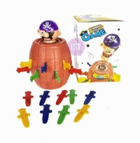 Jumping Pirate Game Pirates Roulette Family Game No.Yf555 Barang