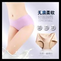 Celana Dalam Wanita Seamless Lace Silk Push Up Bra Sport Bh Korset 3 -