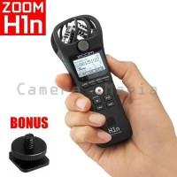 Professional Digital Voice Audio Recorder Perekam Suara - Zoom H1N