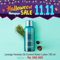 [Sarogayo] Laneige Homme Oil Control Water Lotion 150 ml For Men