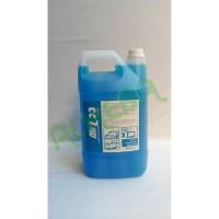 Glass Cleaner 4 Liter / cairan pembersih kaca / kirim go send & grab