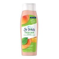 ST Ives Exfoliating Body Wash Smooth & Glow APRICOT Original 400ml