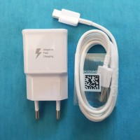 Charger Samsung Fast Charging A5 A7 A8 S8 S9 C9 A50 M20 Type C Ori