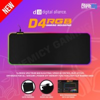 Digital Alliance DA Gaming D4 RGB Extended Cloth Gaming Mousepad