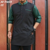 Baju Muslim / Baju Koko Pria / Gamis Pakistan / Kurta Toyobo List