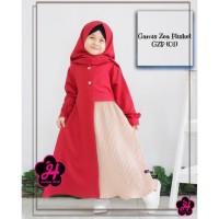 gamis anak perempuan gamis syari anak dress anak baju muslim anak