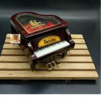 SH900 kjh xvd008 Kotak perhiasan Piano Astride Kotak musik Jewelry