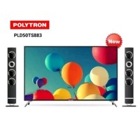 POLYTRON PLD50TS883 LED TV 50 INCH FULL HD SATELLITE DIGITAL TV