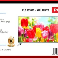POLYTRON 50 inch DIGITAL LED FULL HD TV - 50S883