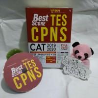 PROMO BUKU BEST SCORE TES CPNS CAT 2019-2020 PLUS CD