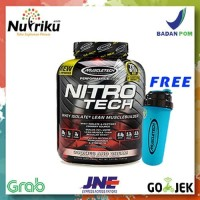 Muscletech Nitrotech 4lbs Better Whey Protein