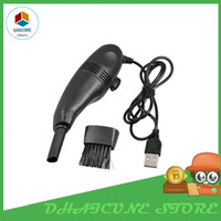 Mini USB Vacuum Keyboard Cleaner for Laptop Computer PC