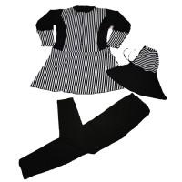 baju renang muslim dewasa ukuran jumbo XXXL /XXXXL