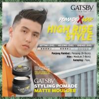 Gatsby Styling Pomade - Retro Matte 75gr