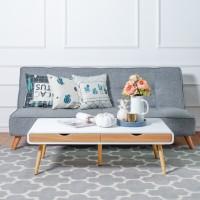 The Olive House - Helsinki Sofa Table Drawers