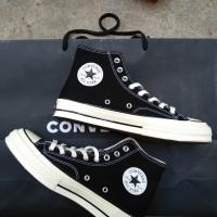 Converse 70s Hi Black Egret Bnib Original Asli Store Box Ori Murah