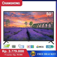 LED TV CHANGHONG 50 INCH L50H2 LAMPUNG
