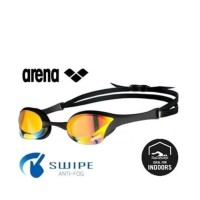 kacamata renang arena cobra ultra swipe mirror
