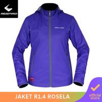 Respiro Rosela R1 Purple | Jaket Motor Harian Wanita Anti Angin