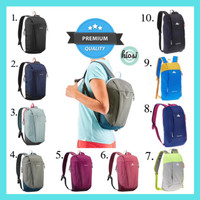 Tas Ransel Carrier Backpack Outdoor Arpenaz 10 L Decathlon Quechua