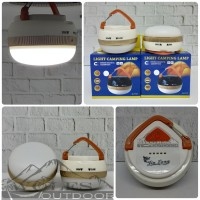 Lampu Tenda / Lampu Camping Gantung Super Terang