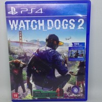 BD PS4 Watchdogs Watch dogs 2