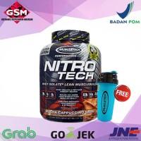 Muscletech Nitrotech 4 lbs (Strawberry) Nitro Tech