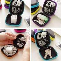 Handsfree bag atau case earphone atau case headset
