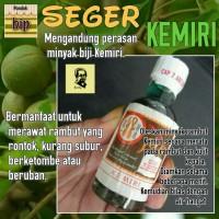 Promo Seger Kemiri, Minyak Rambut - 30Ml Terbaru