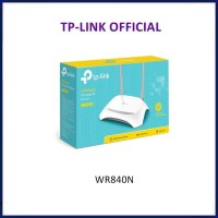 TP-Link TL-WR840N : 300Mbps TPLink WiFi Wireless N Router WR840