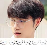 kacamata fashion korea wanita pria frame kacamata/Kacamata vintage fas