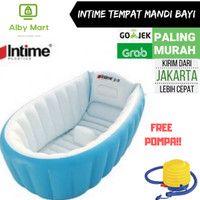 Intime Baby Bath Tub/ Bak Mandi Bayi