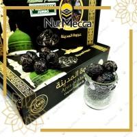 Kurma Ajwa Premium 1 Kg Besar-jumbo Kurma Nabi Asli Madinah