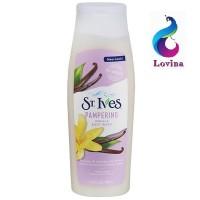 St. Ives Nourishing Vanilla Triple Butters Body Wash 400ml