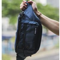 Tas Selempang Pria Zest Navy / Sling Bag / Waist Bag