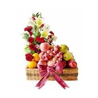 Parcel Buah Bunga Parsel Buah Segar Paket Parcel Buah Keranjang PB6