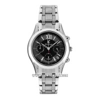 Citizen FA3000-55H Chronograph Black Dial Stainless Steel Strap