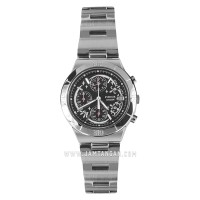 Citizen Wicca FA1006-68E Chronograph Black Dial Stainless Steel Strap
